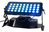 36x8W Rgb Led Wall Washer Lights , IP65 4in1 Led Wall Wash Outdoor Lighting