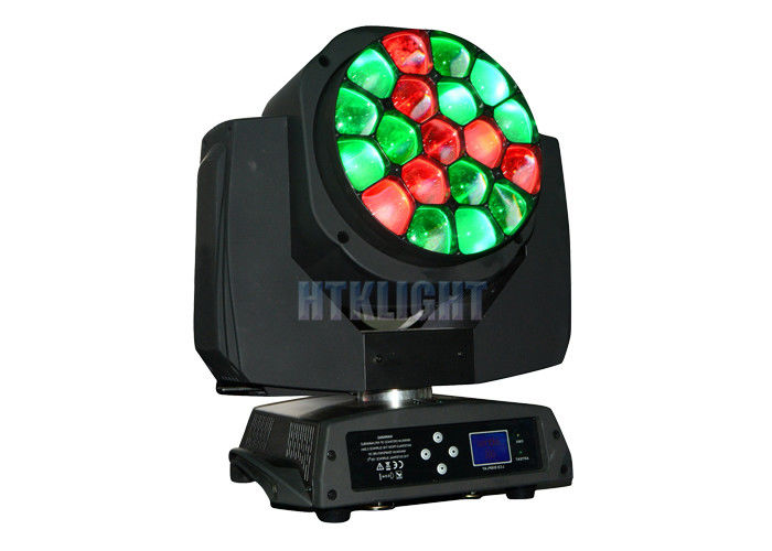 2500K Beam Moving Head Light 0 - 100% Linear Electronic Dimmer / Moving Wash Lights